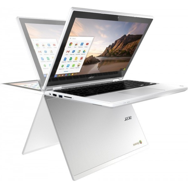 """Acer R11 11.6"""" 2-in-1 Touchscreen Chromebook - Intel Celeron N3060, 4GB RAM, 16GB SSD, Intel HD Graphics, Chrome OS (Manufacturer Refurbished-Grade A)"""