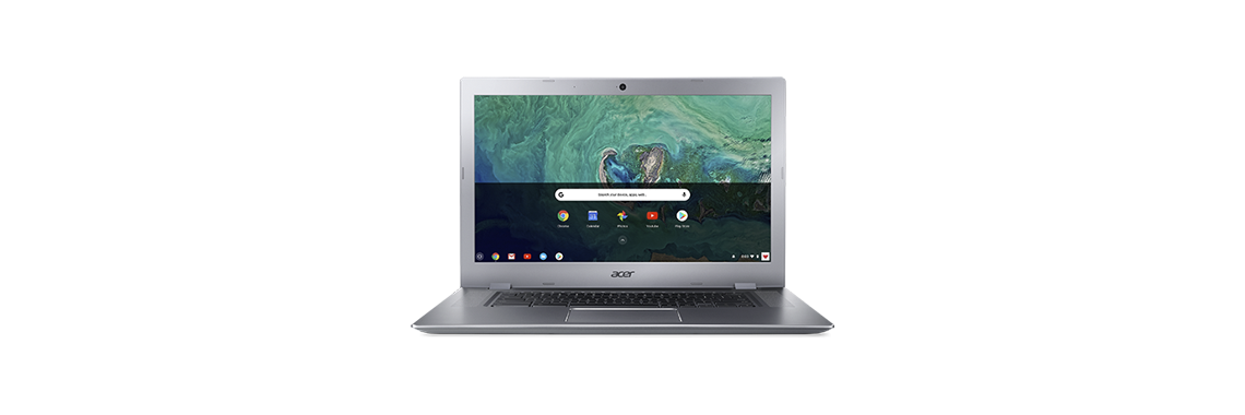 "Acer 15.6"" Touchscreen Chromebook"