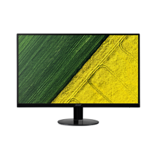 Acer 21.5inch FHD (1920 x 1080) IPS Monitor, 75Hz Refresh Rate, 1ms Response Time, 16:9 Aspect Ratio..